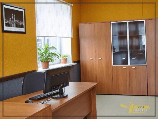 Отделка офиса 27 м2