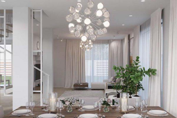 Дизайн проект дома 251 м2