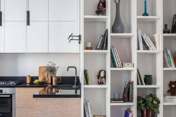 Дизайн проект квартиры 51 м2