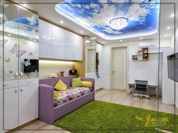 Квартира под ключ 154 м2