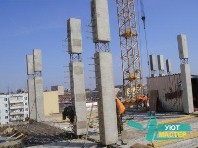 дом бетона тюмень