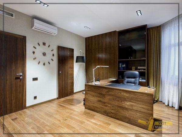 Ремонт квартиры 158 м2